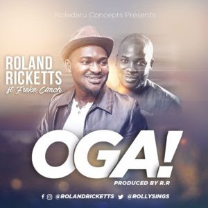 Roland Ricketts Oga