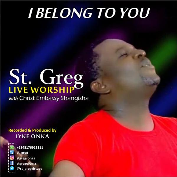 Gospel song i belong to you