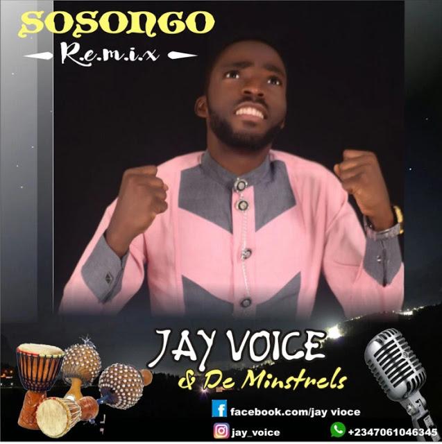 Jay Voice Sosogno