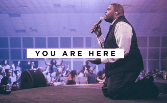 William McDowell You Are Here