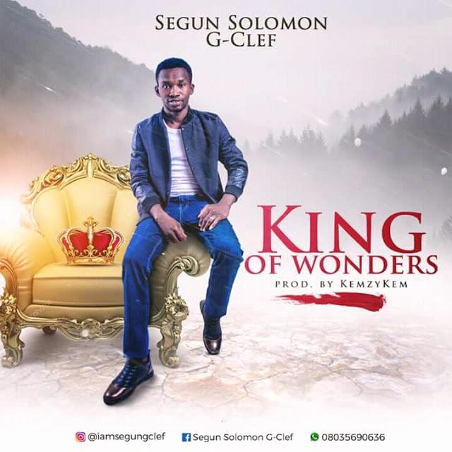 Segun GCLEF King Of Wonders