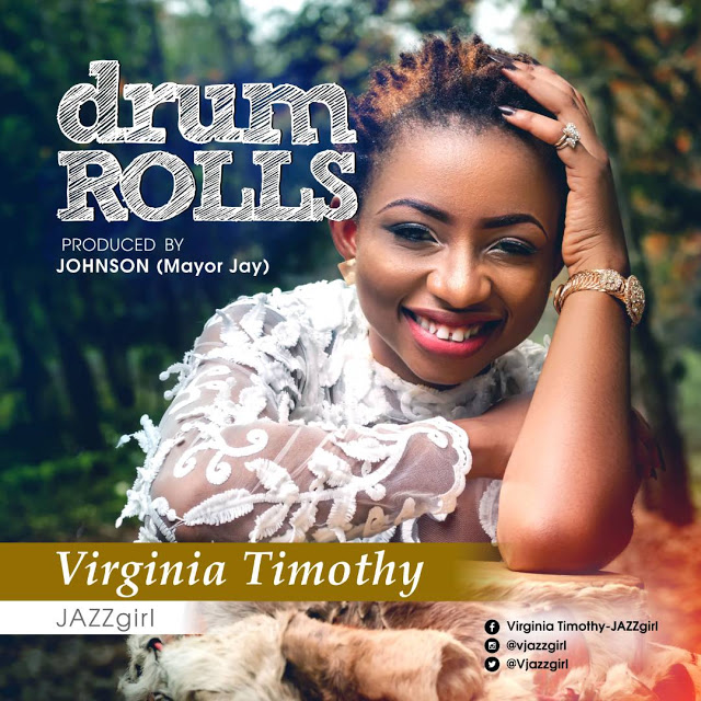 Virginia Timothy DRUM ROLLS