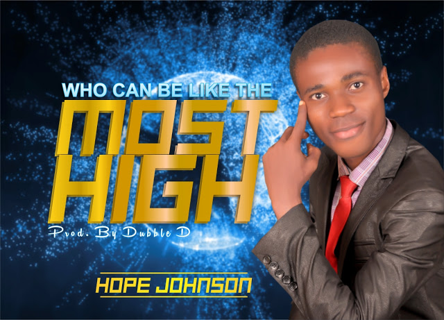 Hope Johnson Who can be Like the Most High