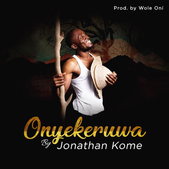 Jonathan Kome Onyekeruwa