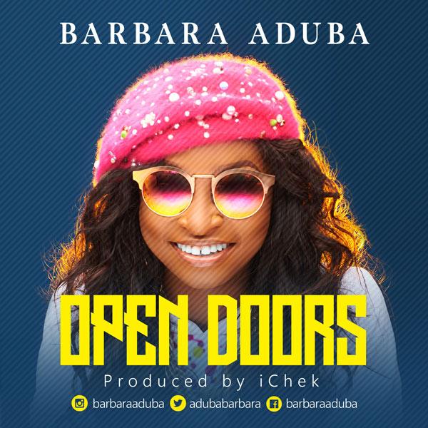 Barbara Aduba Open Doors