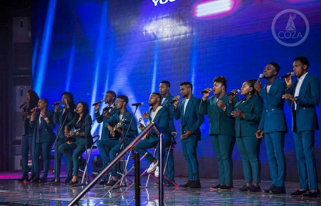 the gratitude choir african praise