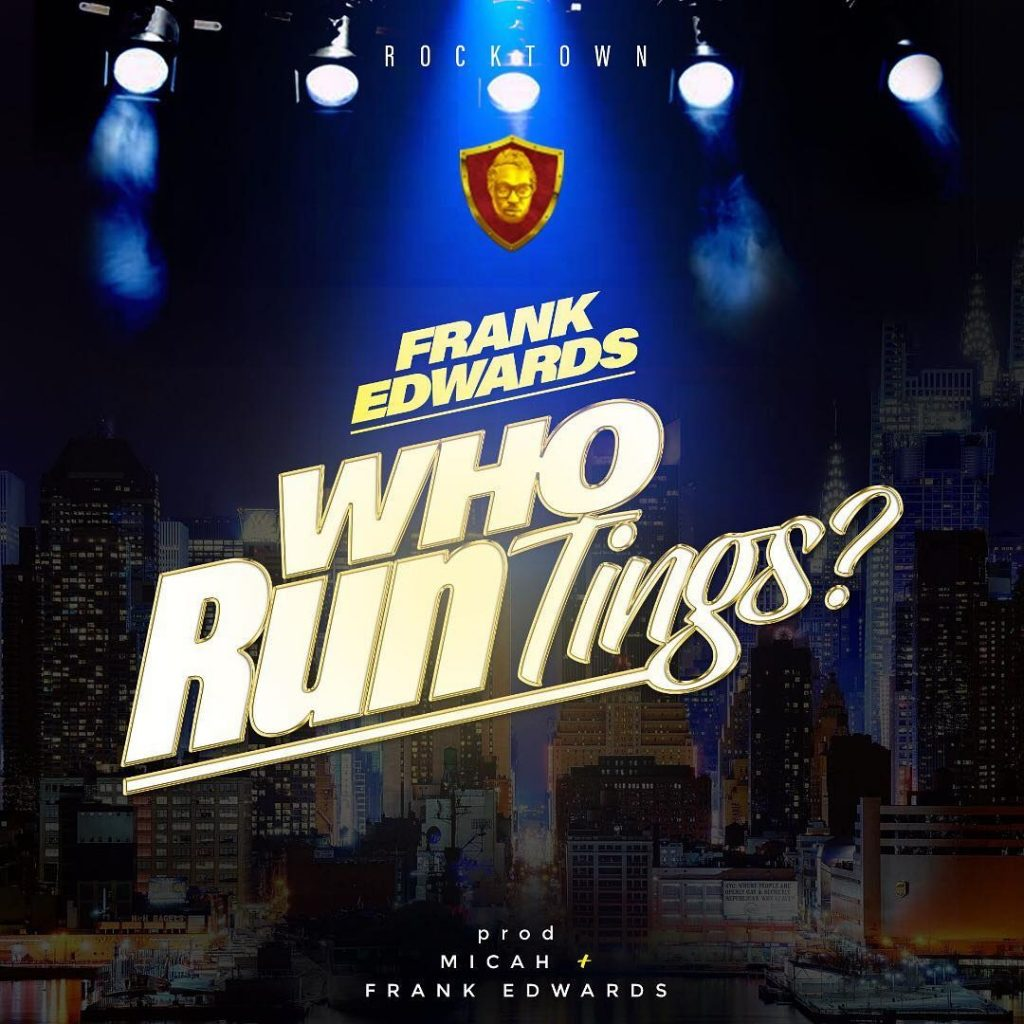 Frank Edwards Who Run things
