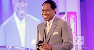 Pastor Chris Spirit