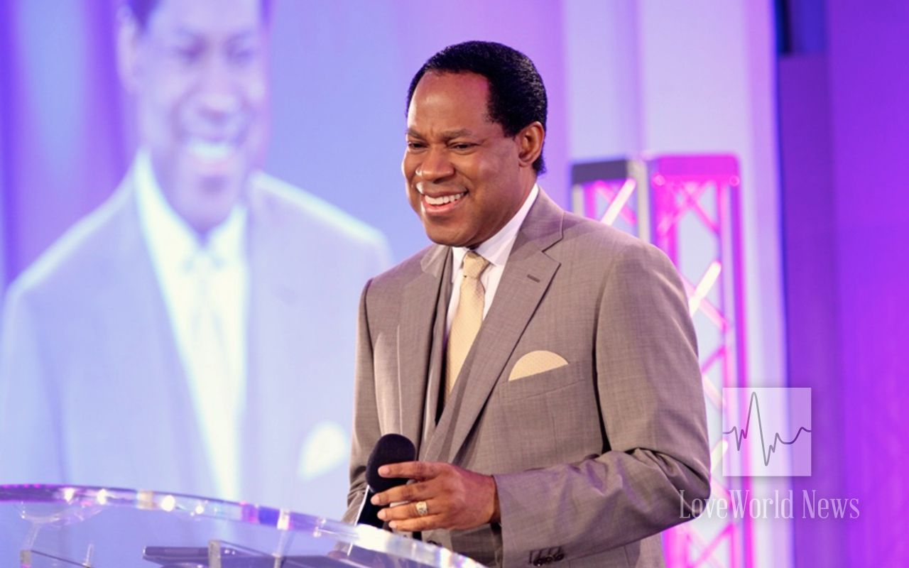 Chris Oyakhilome The Ministry of Love