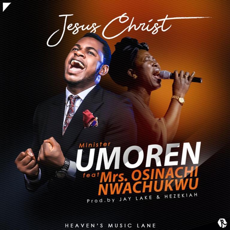 Minister Umoren Jesus Christ