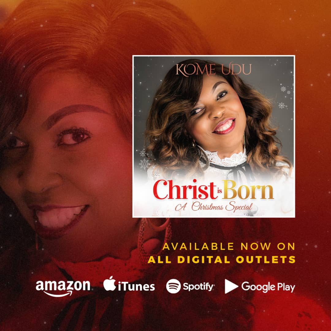 Kome Udu Christ Is Born