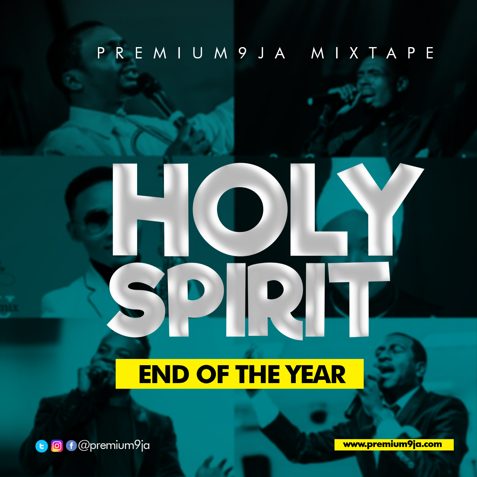 Premium9ja Holy Spirit MixTape