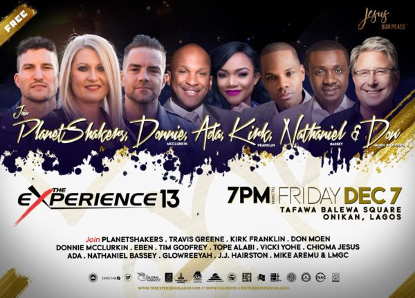 The Experience Lagos 2018