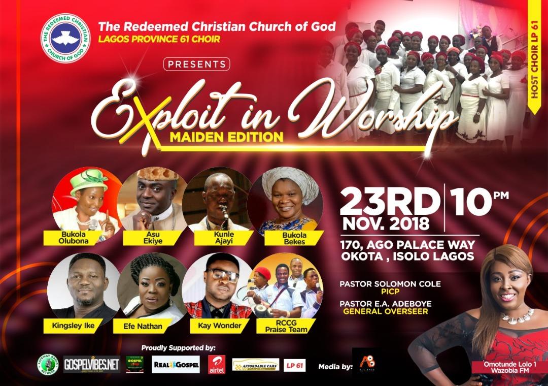God Lagos Province 61 Choir