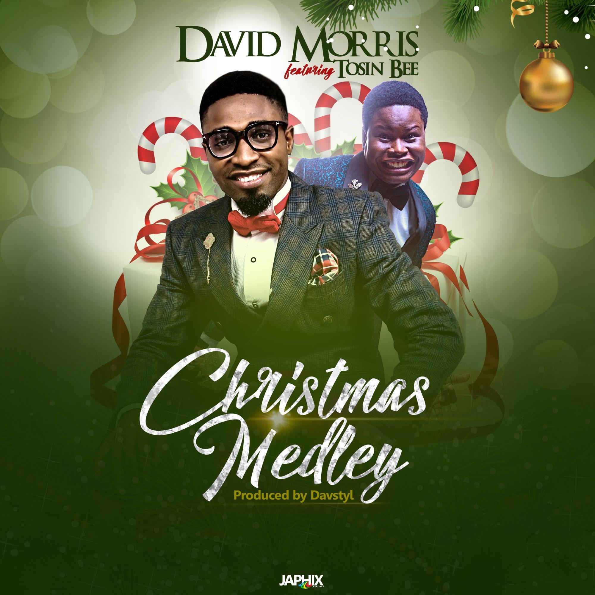 David Morris Christmas Medley