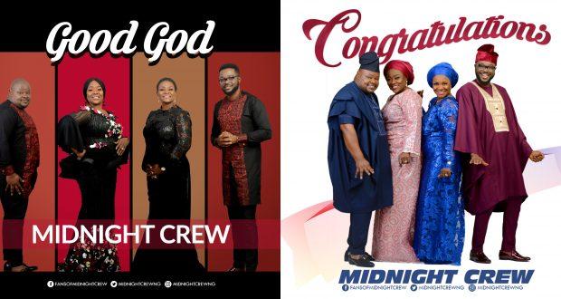 Midnight Crew Good God and Congratulation