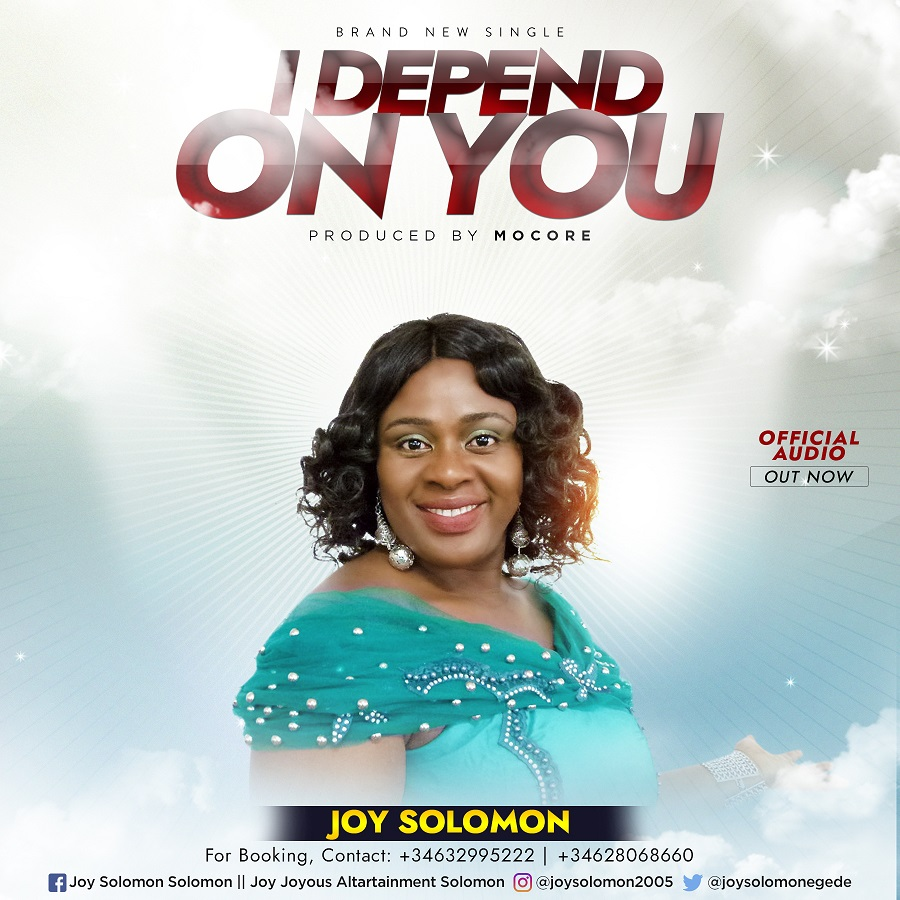 Joy Solomon I Depend On You