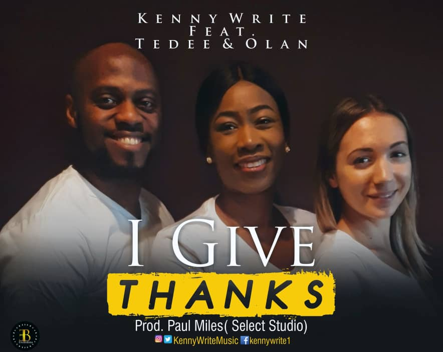 Kennywrite I Give Thanks