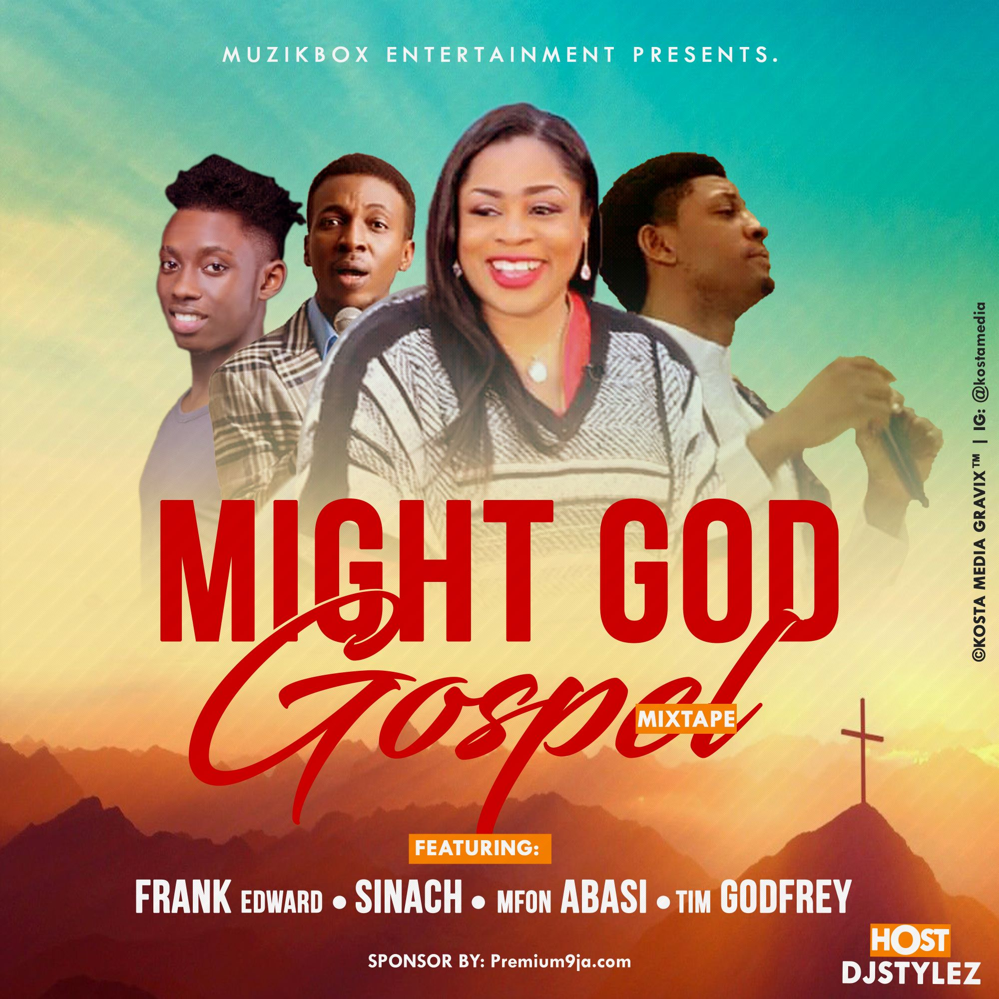 Mighty God Mixtape