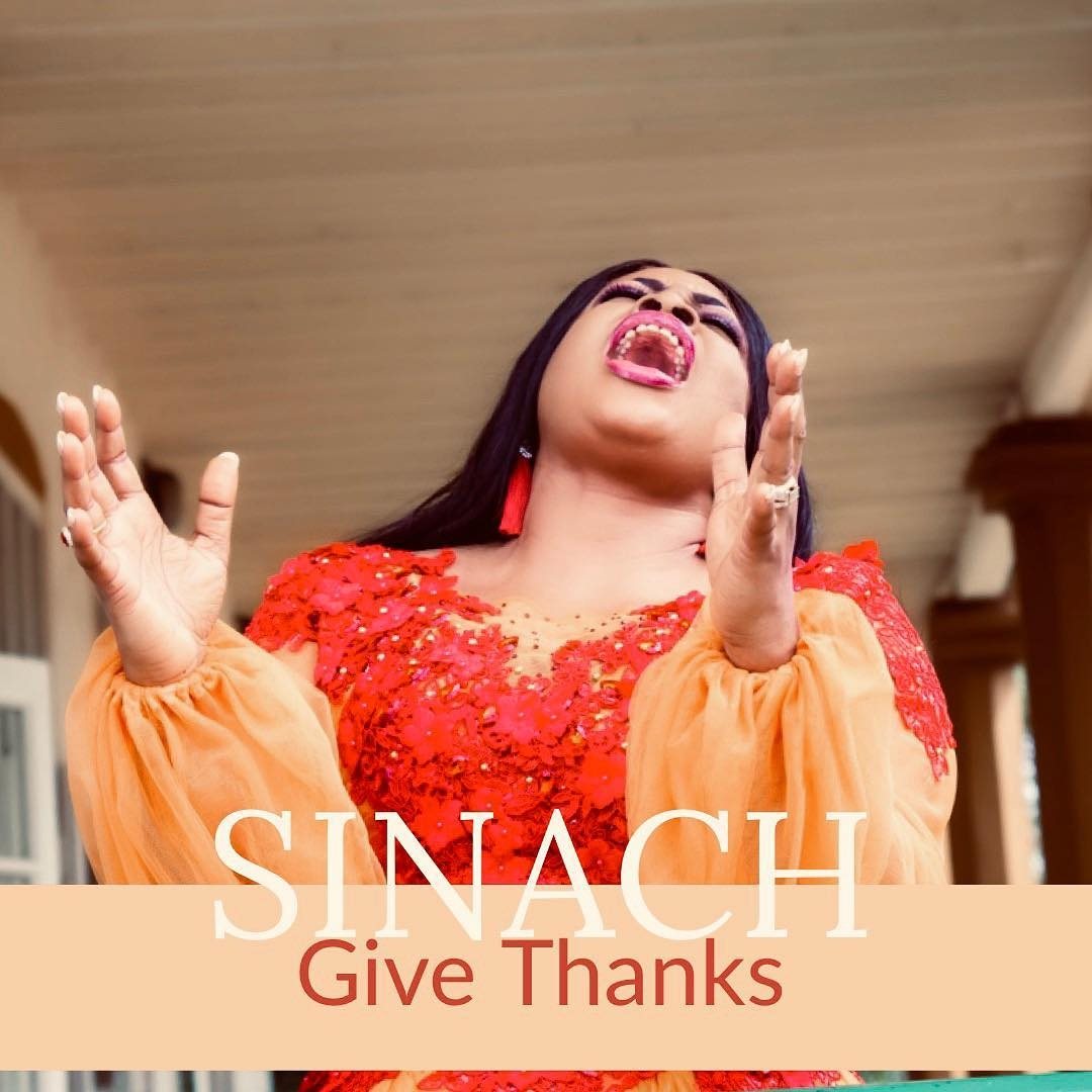 Sinach Give Thanks