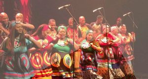 Soweto Choir Grammy
