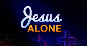 New Gen Jesus Alone