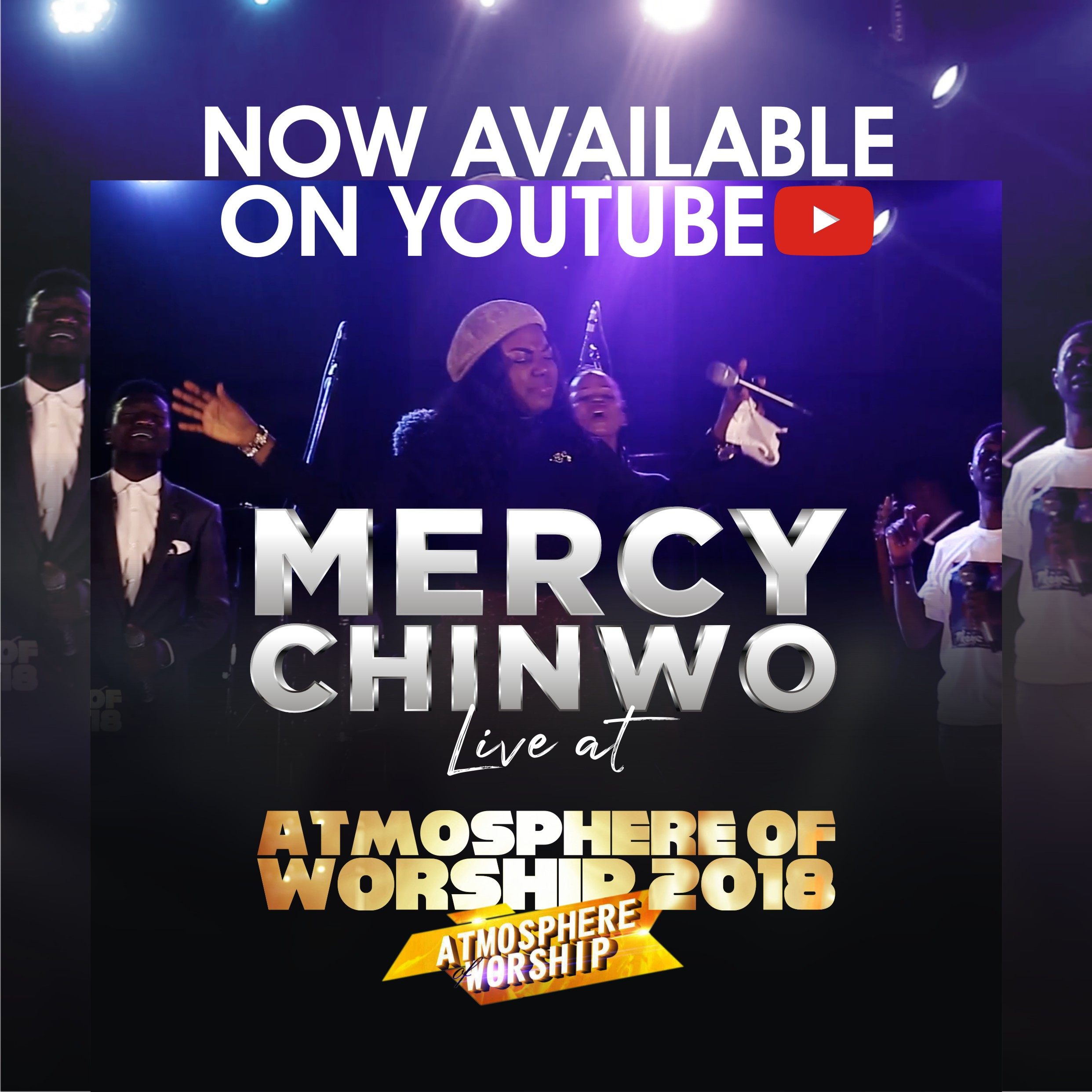 Mercy Chinwo Atmosphere