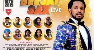BeejaySax Live 2019