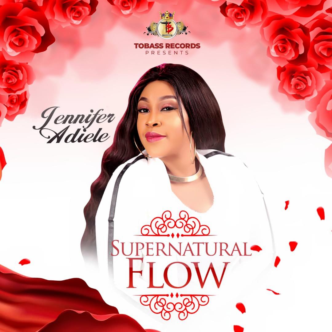 Jennifer Adiele Supernatural Flow