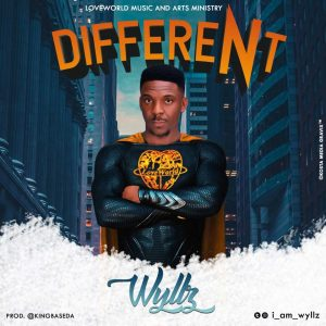 "FRESH / Wyllz Releases New Single ""DIFFERENT"" ( @I_am_wyllz )"