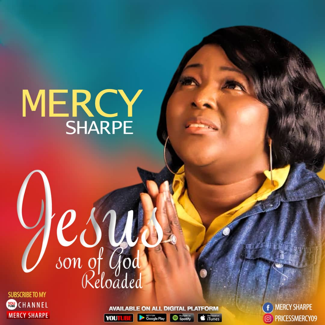 Mercy Sharpe Son Of God