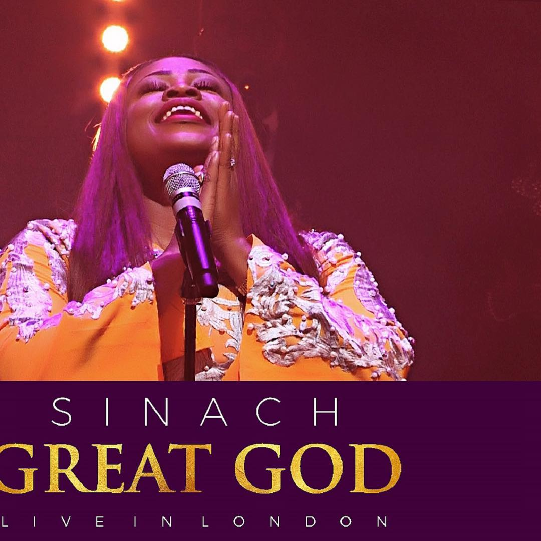 Sinach End In Praise