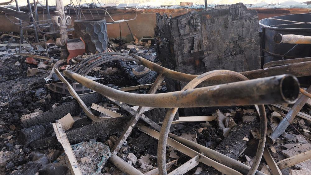 Daystar Studio Destroyed By Fire
