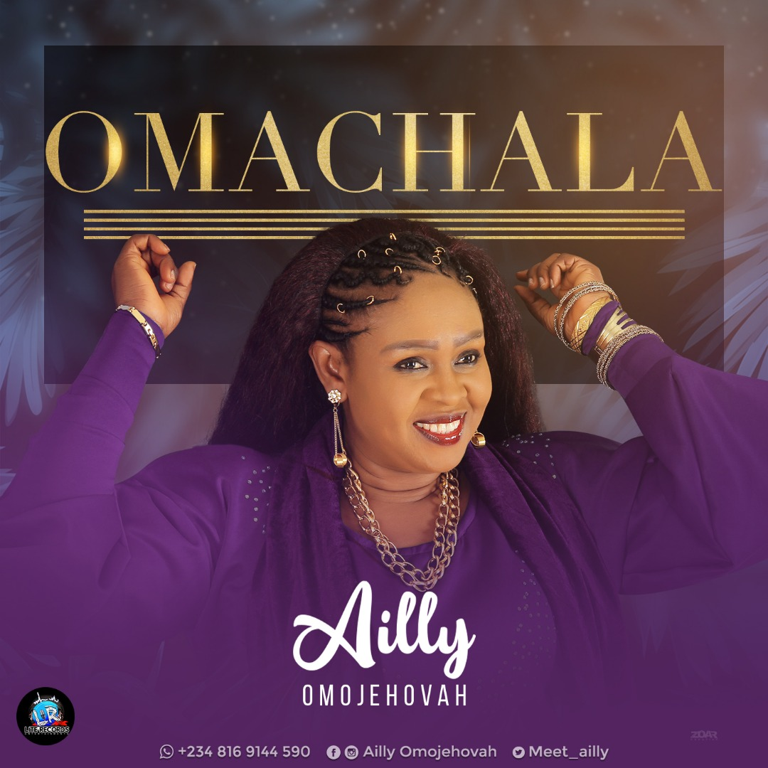 Ailly Omojehovah Omachala