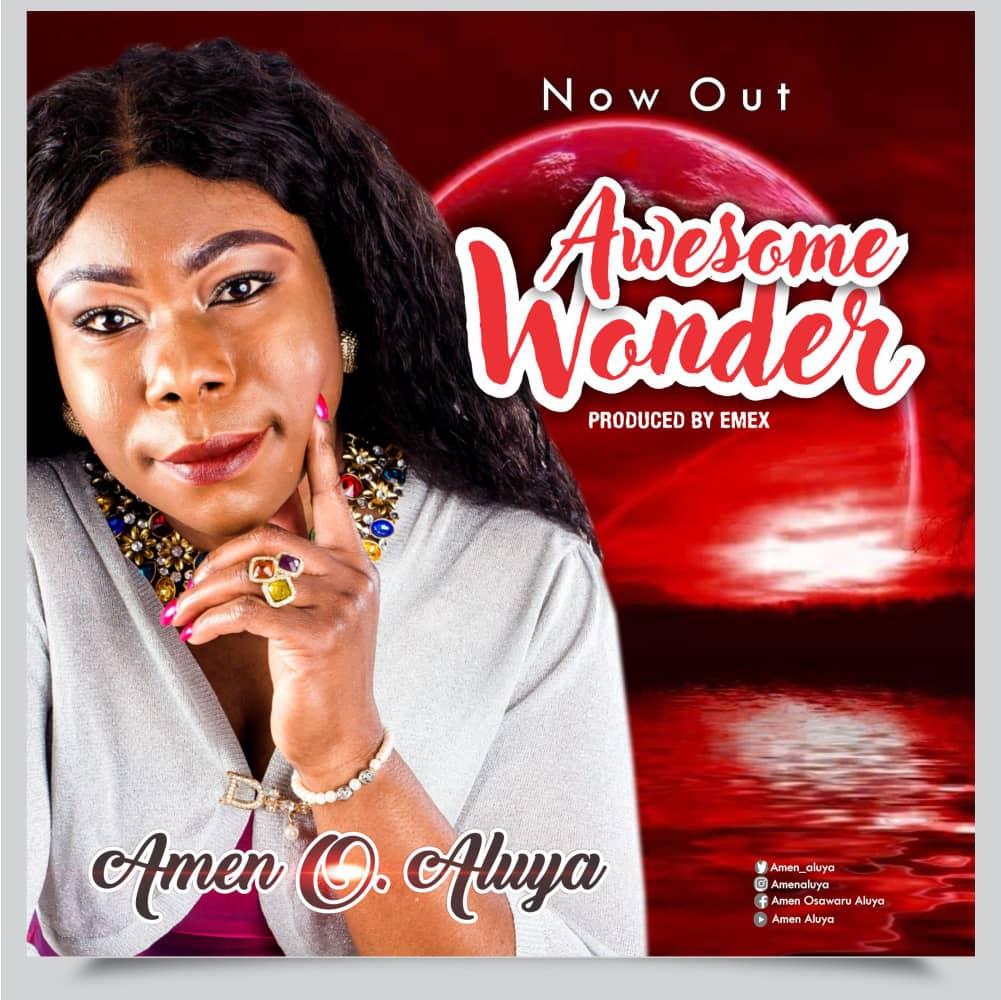 Amen O Aluya Awesome Wonders