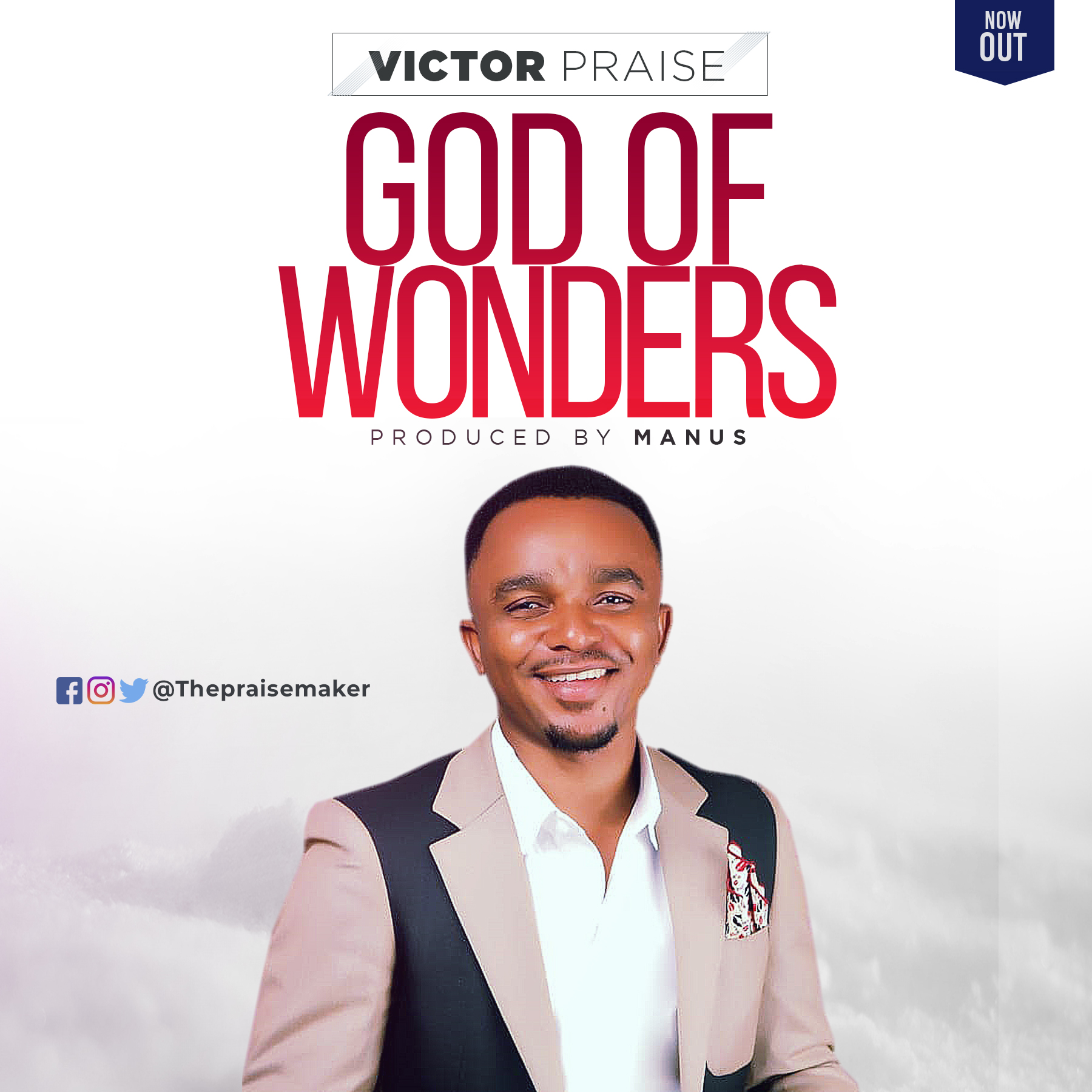 Victor Praise God Of Wonder