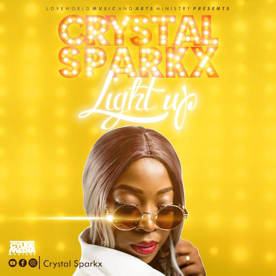 Crystal Sparkx Light Up