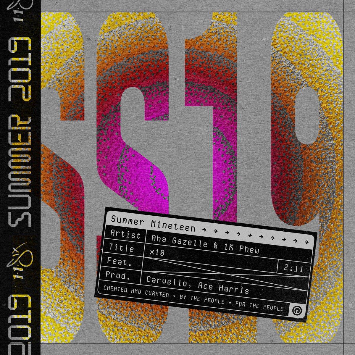 Reach Records Summer Nineteen