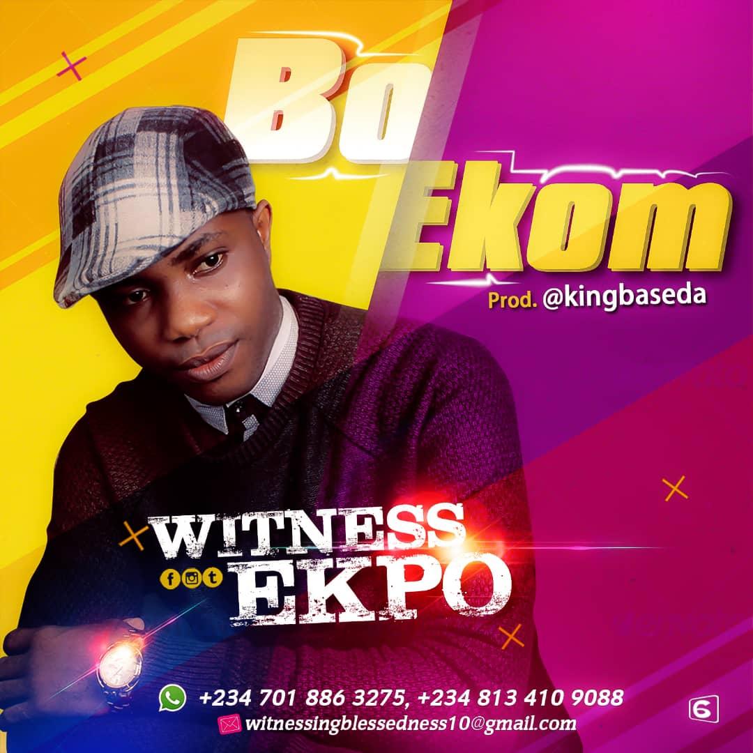 Witness Ekpo Bo Ekom