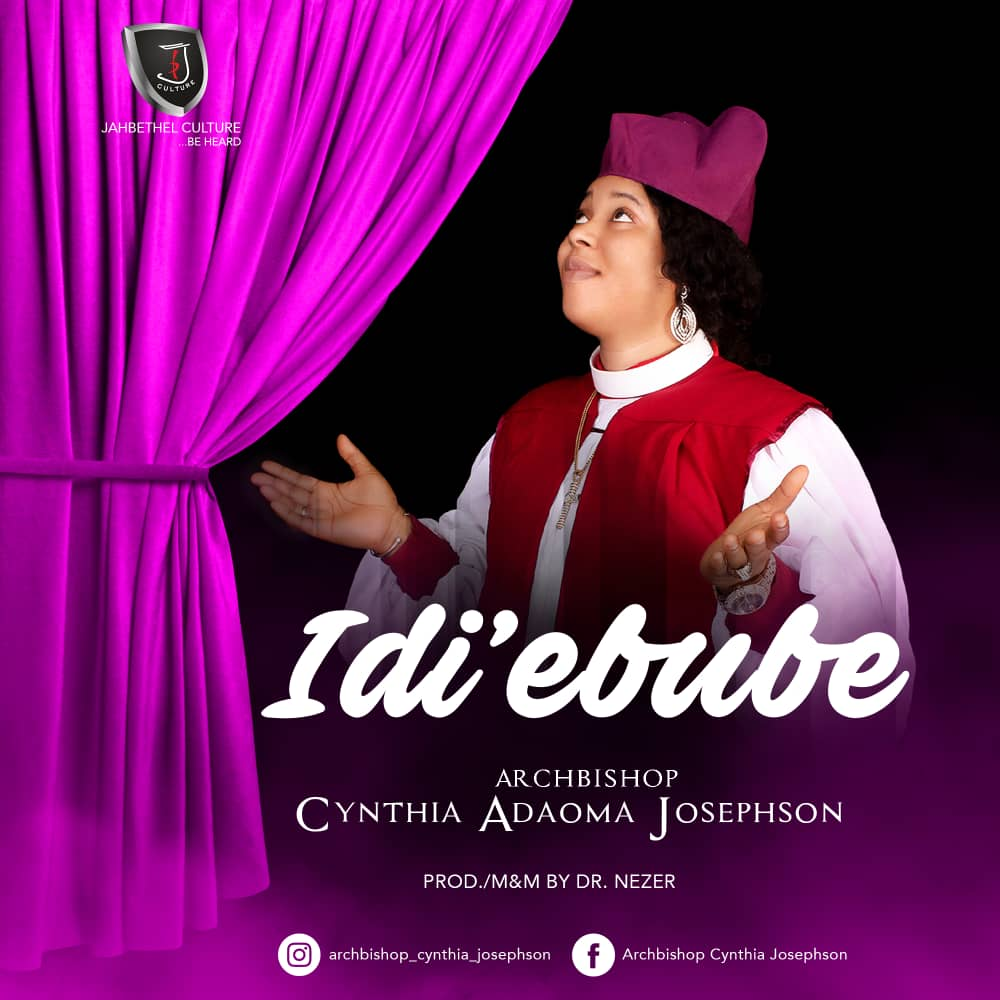 Archbishop Cynthia Josephson Idiebube