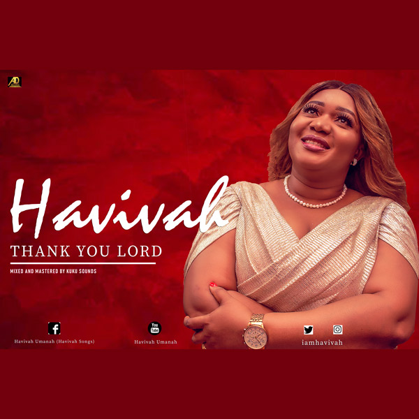 Havivah Thank You Lord