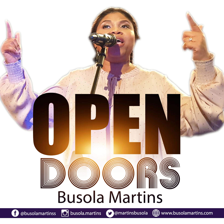 Busola Martins Open Doors