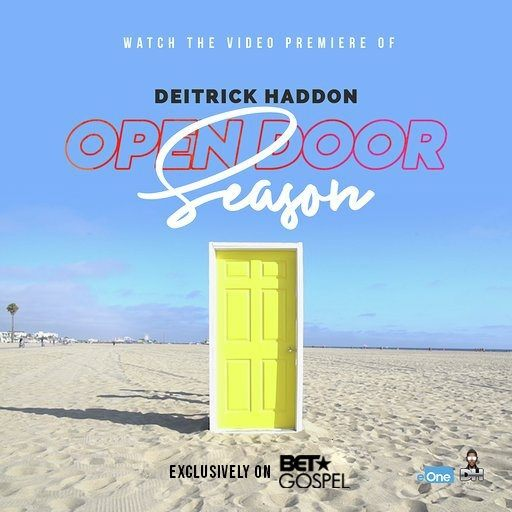 Deitrick Haddon Open Door