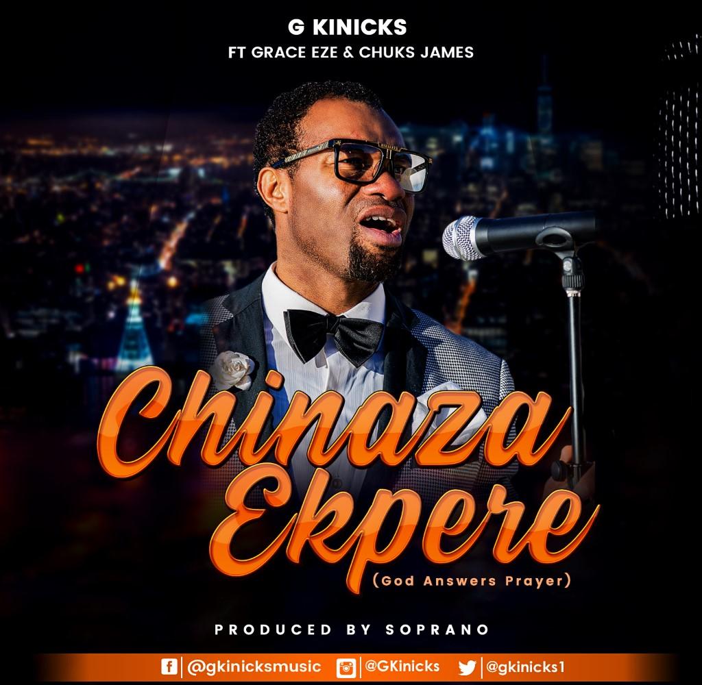 G Kinicks Chinaza Ekpere