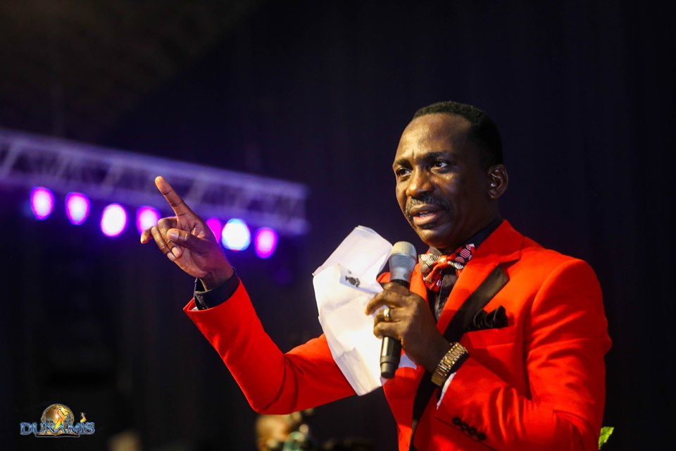 The Power Of Impartation Pastor Paul Enenche