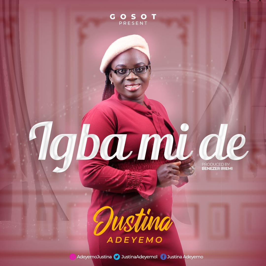 Justina Adeyemo Igba Mi De