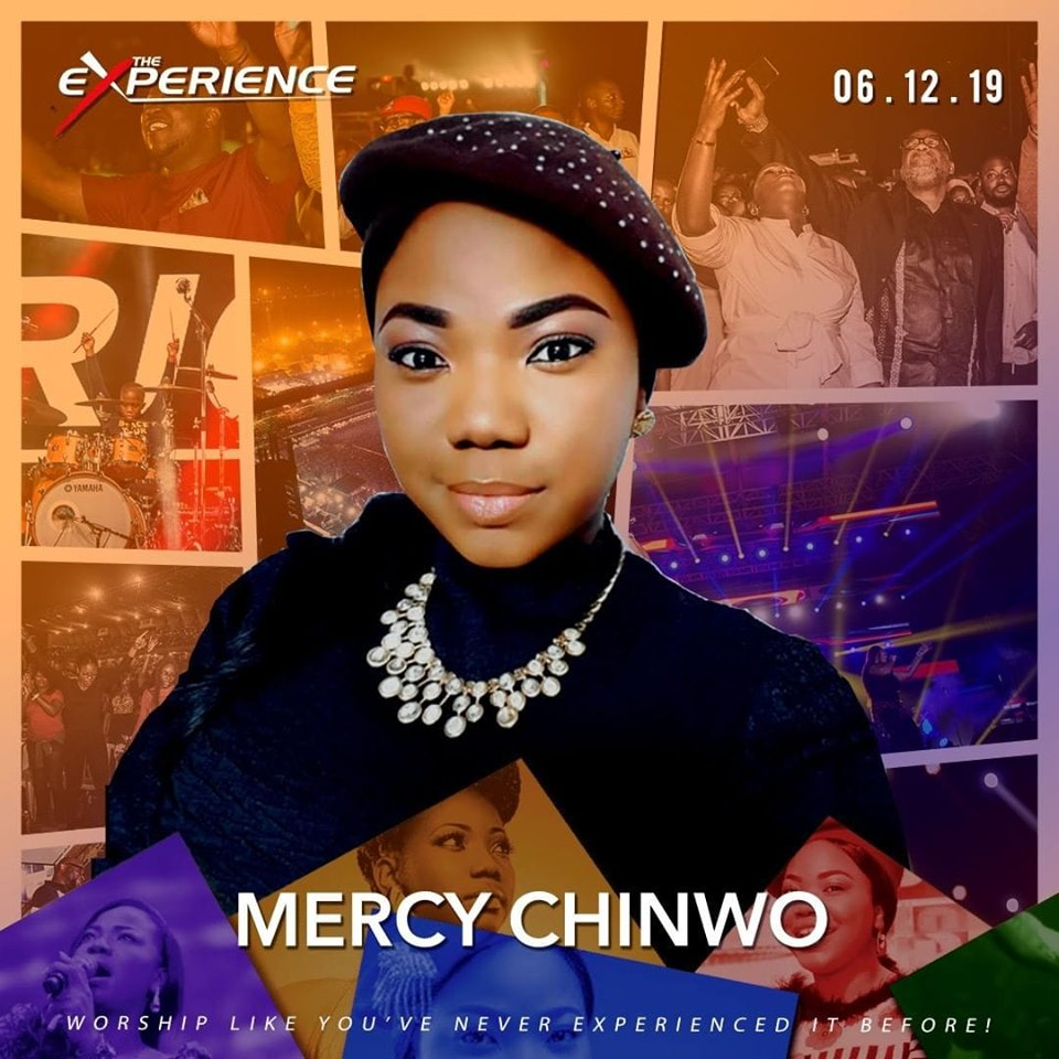 Mercy Chinwo The Experience