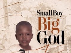 Tjsarx Small Boy Big God