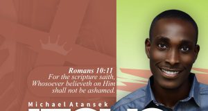 Michael Atansek Jesus