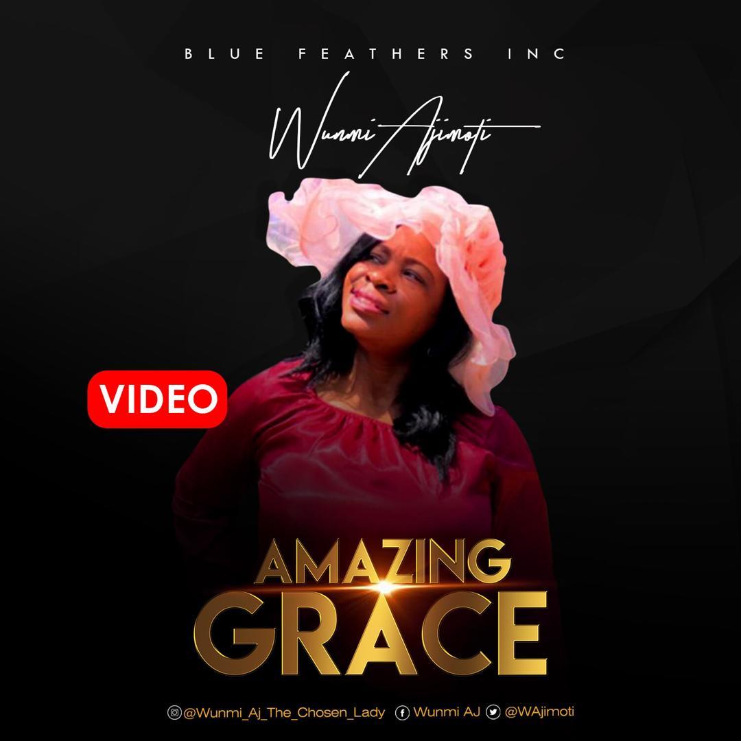 Wunmi Ajimoti Amazing Grace